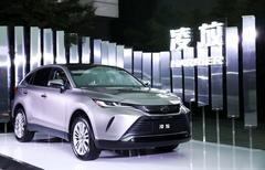 """这辆全新SUV将让你改变对丰田的""""偏见"""" TA是凌放"""