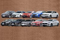 十大热门紧凑型轿车行情调查 哪款最让你心动?