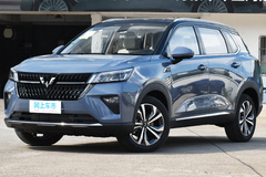 五菱银标SUV星辰将于9月16日上市 预计8万起售