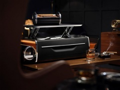 劳斯莱斯全新Bespoke高级定制威士忌酒柜及雪茄箱