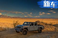 不止卢比肯小道,莫哈维沙漠才是Jeep角斗士的家