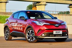 一汽丰田改款奕泽5月上市 配置升级增全新车色