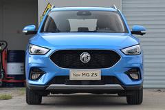 名爵ZS新增1.5L高配车型 升级4项配置-售10.78万