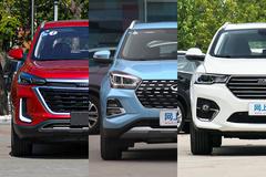 7万左右落地/低用车成本 这三款SUV车型值得推荐