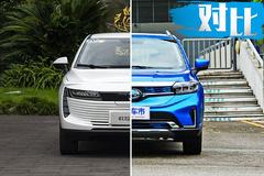 紧凑级纯电动SUV你选谁?欧拉iQ对比广汽ix4
