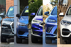 豪华中型SUV怎么选?在这8款中肯定会找到答案