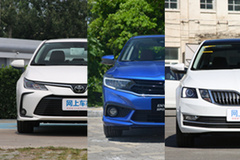 10万级别合资品牌大空间轿车,就看这几款!