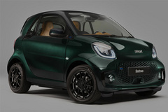 Smart全新车型售价曝光!内饰大幅升级/配玻璃车顶