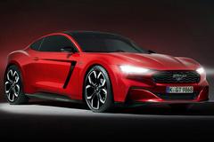 福特全新Mustang曝光!换V8混动/还配四驱系统