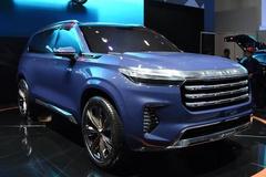 星途今年将推两款新车 VX大七座SUV三季度上市