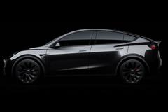特斯拉Model Y明年国产 预计起售价降至40万内