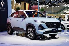 新宝骏RS-3 1.5T车型上市 动力更强售8.78-9.88万