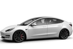 特斯拉Model 3猎装版曝光 造型酷似奔驰CLA旅行