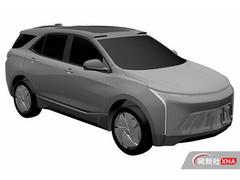 雪佛兰全新SUV外观曝光 酷似探界者 搭纯电动力