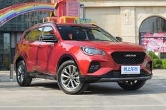 捷途X70 Coupe上市 可定制售10.99万-12.79万