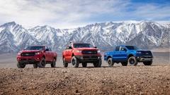 福特Ranger推改装方案,三款性能包配适不同需求