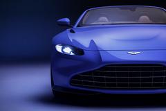 快人一步享受阳光 全新Vantage Roadster发布