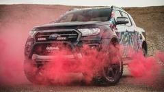 福特Ranger Delta改装版,外观更精致,越野能力更强悍