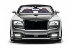 劳斯莱斯曜影改装版!升级碳纤维车身/售价大涨