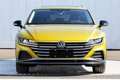 一汽-大众新款CC家族下线 11月上市 24万元起售