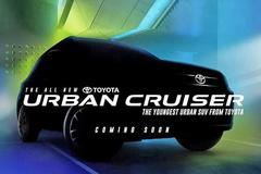 丰田全新SUV曝光!搭1.5L混动引擎/三季度发布