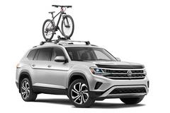 大众途昂旅行套件版!实用性提升/能架4台自行车