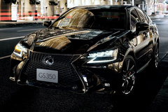 雷克萨斯GS即将退市?6月开售最终车型/搭3.5L