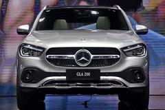 奔驰换代GLA将增新车型 入门版最低或仅需27万元