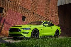 福特Mustang增添新改装套件!专属标识/配四出排气