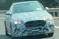 奔驰国产C级实车曝光 取消2.0T/尺寸大幅加长
