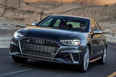 奥迪9款高性能车型开启预售 起售价不到50万元