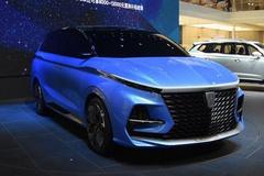荣威今年至少推7款全新车 SUV/轿车/MPV全覆盖