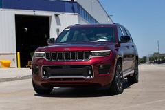 Jeep全新大切诺基L正式下线!有望引入国内开售