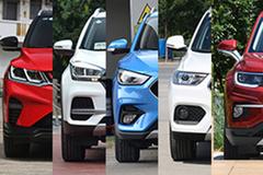 国产小型SUV怎么买?在这8款中选肯定很满意
