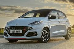 现代全新小型车售价公布 搭1.0T引擎/科技配置丰富