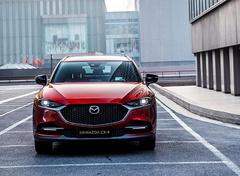新款马自达CX-4正式上市售14.88万起 配置升级