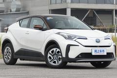 一汽丰田奕泽E进擎纯电SUV上市 补贴后22.58万起