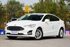 福特新款蒙迪欧价格曝光 19.28万起售配置提升