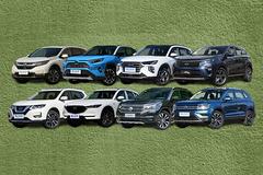 20万左右预算想买SUV 看完这8款心里就有数了